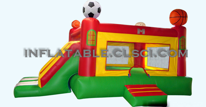T2-772 inflatable bouncer