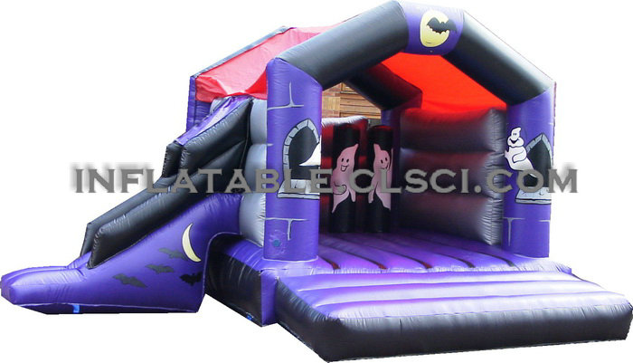 T2-773 inflatable bouncer