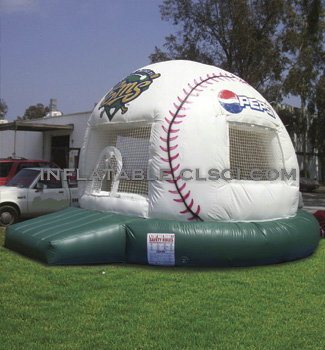 T2-775 inflatable bouncer
