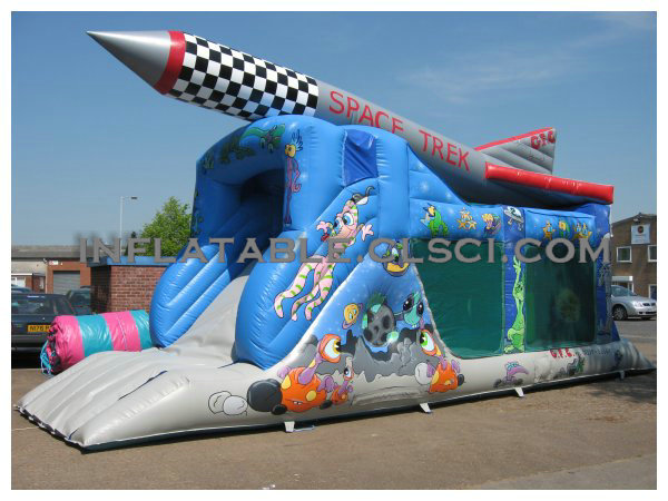 T2-778 inflatable bouncer