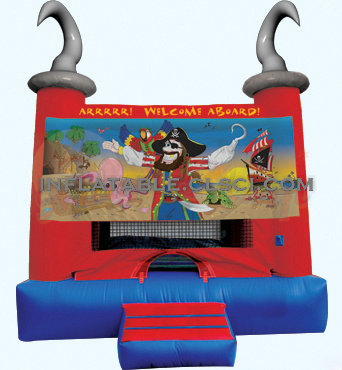 T2-779 inflatable bouncer