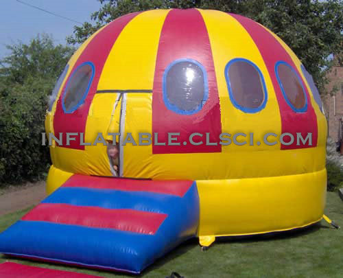 T2-784 inflatable bouncer