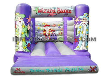 T2-791 inflatable bouncer