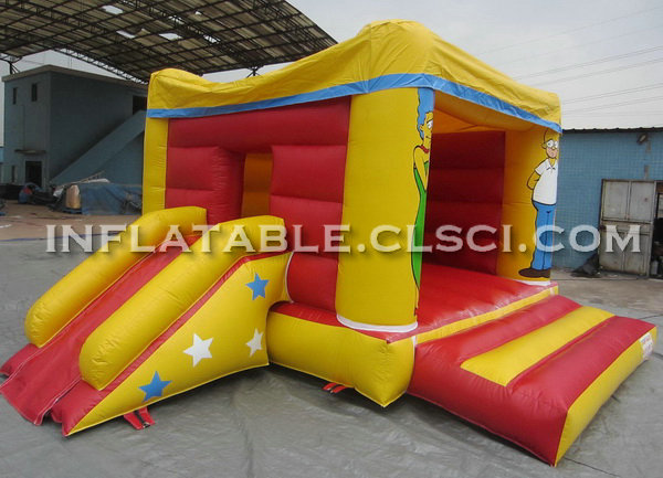 T2-802 Inflatable Jumpers