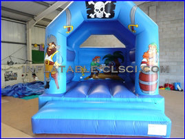 T2-827 inflatable bouncer