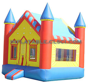 T2-858 inflatable bouncer