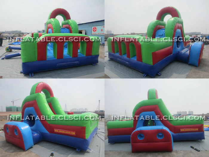 T2-859  Inflatable Bouncers