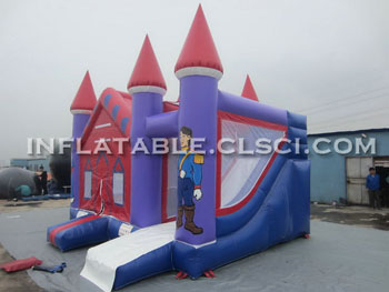 T2-860 Inflatable Bouncers
