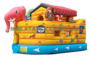T2-861 inflatable bouncer