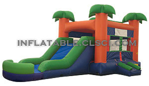 T2-862 inflatable bouncer