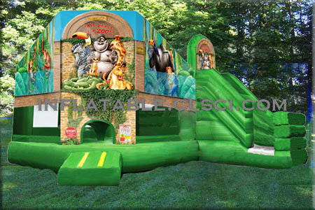 T2-868 inflatable bouncer