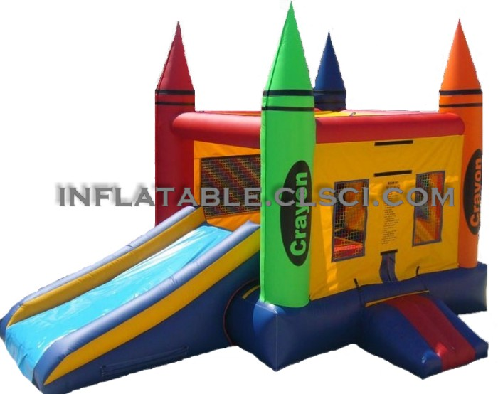 T2-877 inflatable bouncer