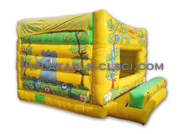 T2-880 inflatable bouncer