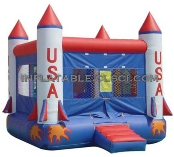 T2-901 inflatable bouncer