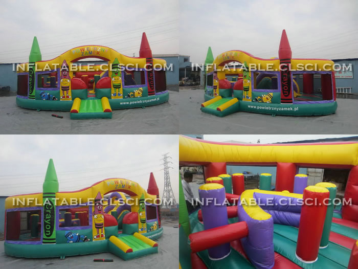 T2-903 Inflatable Bouncers