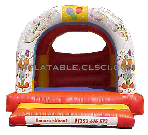 T2-919 inflatable bouncer