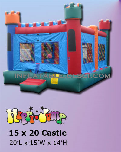 T2-921 inflatable bouncer