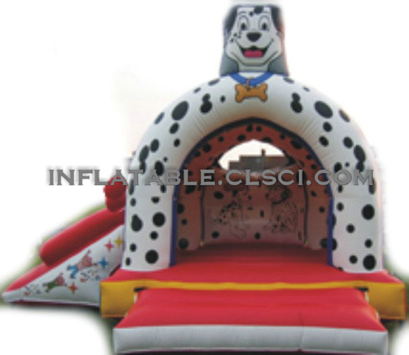 T2-922 inflatable bouncer