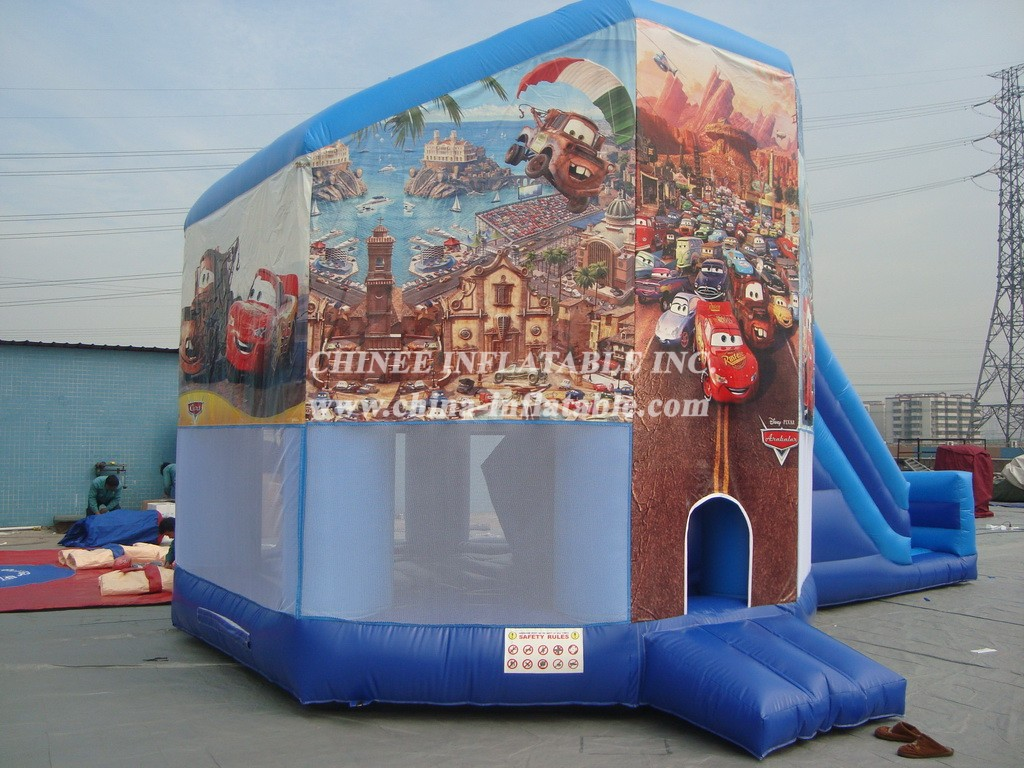 T2-948 inflatable bouncer