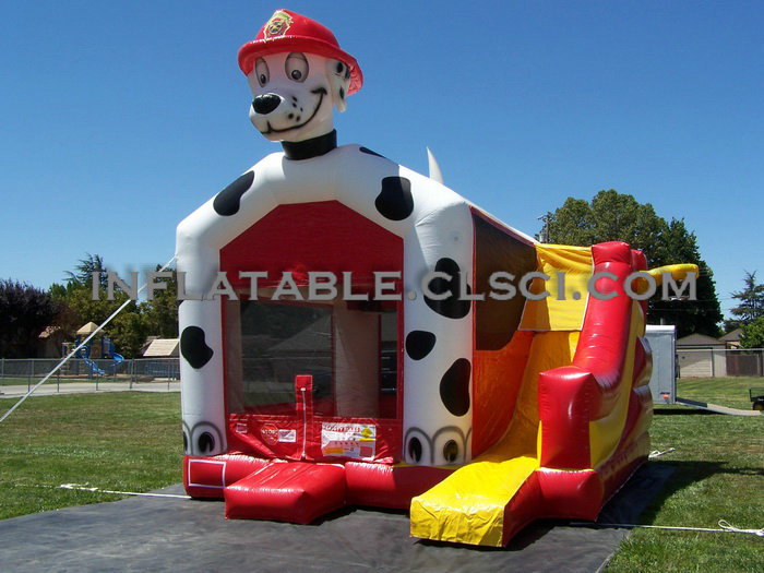 T2-949 inflatable bouncer