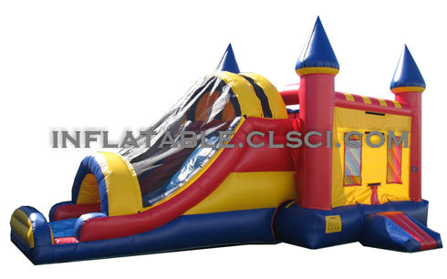 T2-951 inflatable bouncer