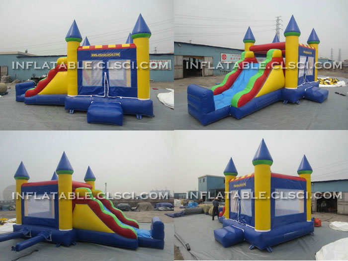 T2-952 Inflatable Bouncers