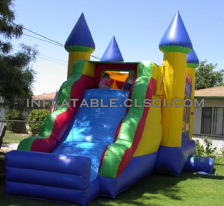 T2-953 inflatable bouncer
