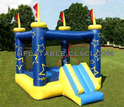 T2-955 inflatable bouncer