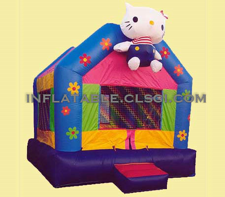 T2-959 inflatable bouncer