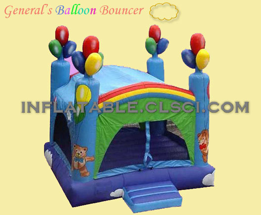 T2-963 Inflatable Bouncer
