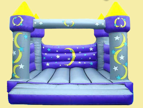 T2-965 inflatable bouncer
