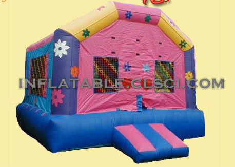 T2-966 Inflatable Bouncer