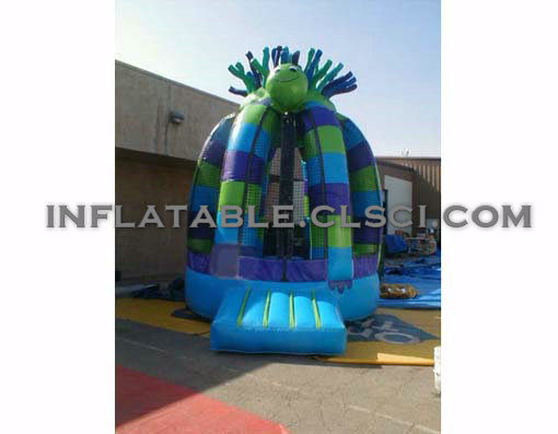 T2-974 Inflatable Bouncer