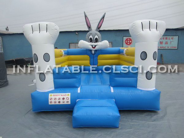 T4-27 Inflatable Bouncers
