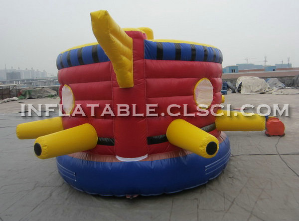 T5-1 Inflatable Bouncers