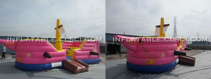 T5-7 Inflatable Jumpers