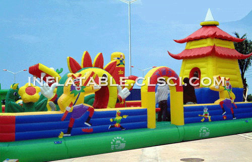 T6-132 giant inflatable