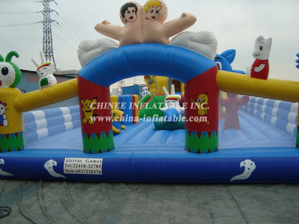 T6-140 giant inflatable