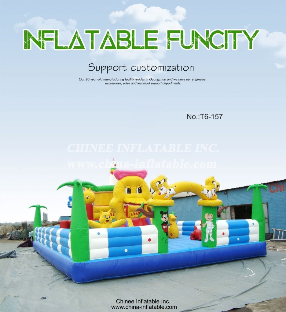 t6-157 - Chinee Inflatable Inc.