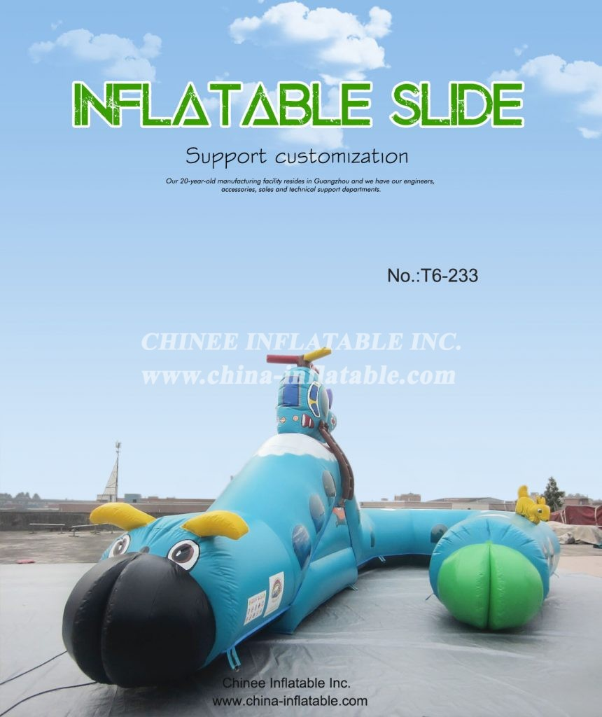 t6-233 - Chinee Inflatable Inc.