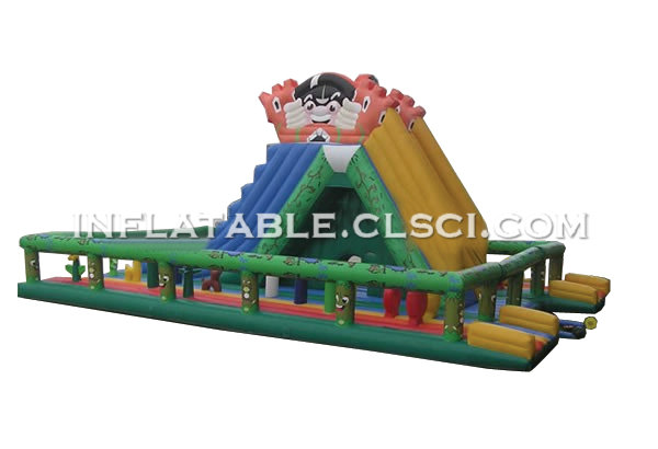 T6-233 giant inflatable