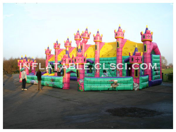 T6-310 giant inflatable