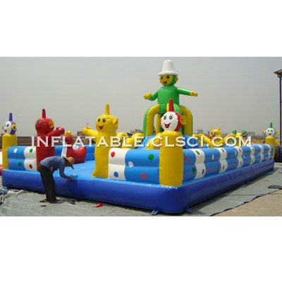 T6-335 giant inflatable