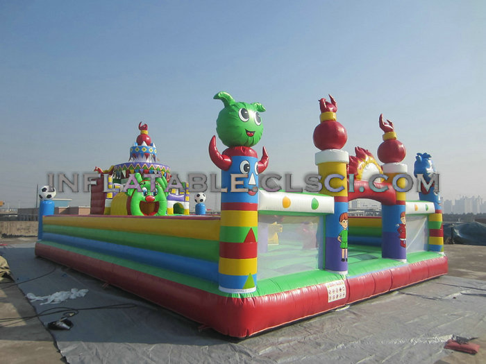 T6-364 Giant inflatables