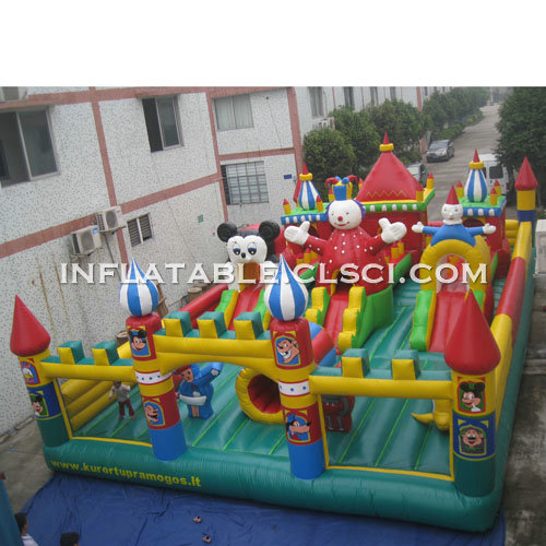 T6-366 giant inflatable