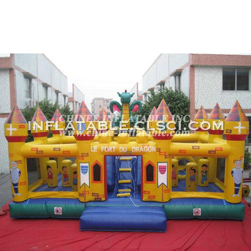 T6-384 giant inflatable
