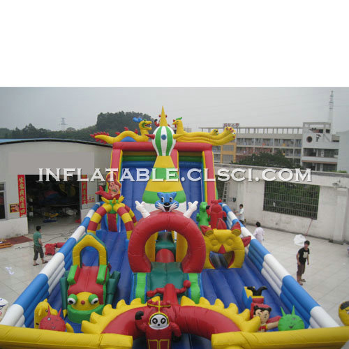 T6-386 giant inflatable