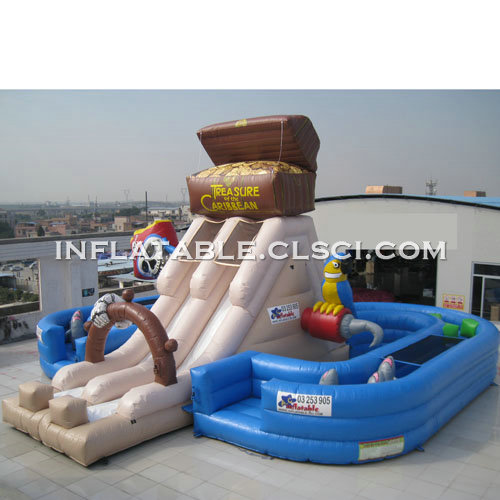 T6-390 giant inflatable