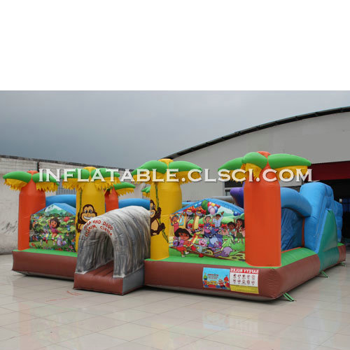 T6-393 giant inflatable