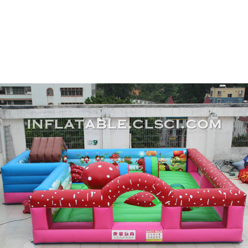 T6-400 giant inflatable